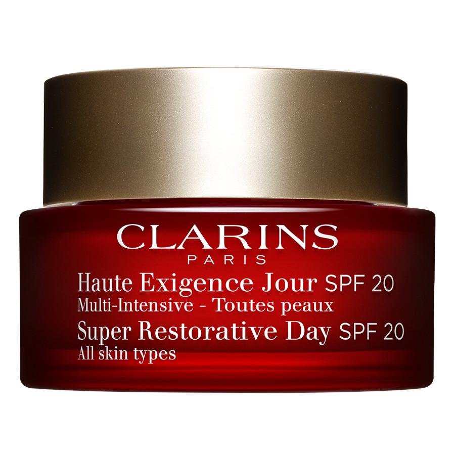 Image of Clarins Multi-Intensive - Crema Ridensificante Giorno SPF20 50 ml 3380811096100