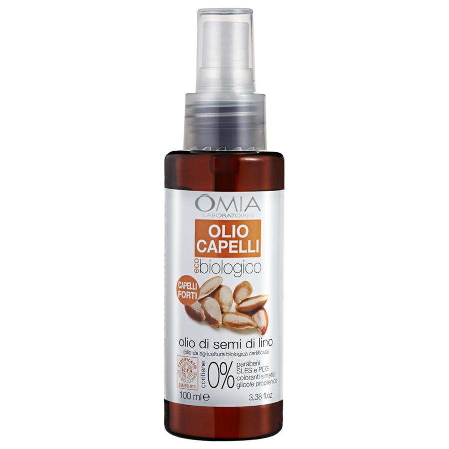 Spezia di olio di capelli di negozio organica gerlz