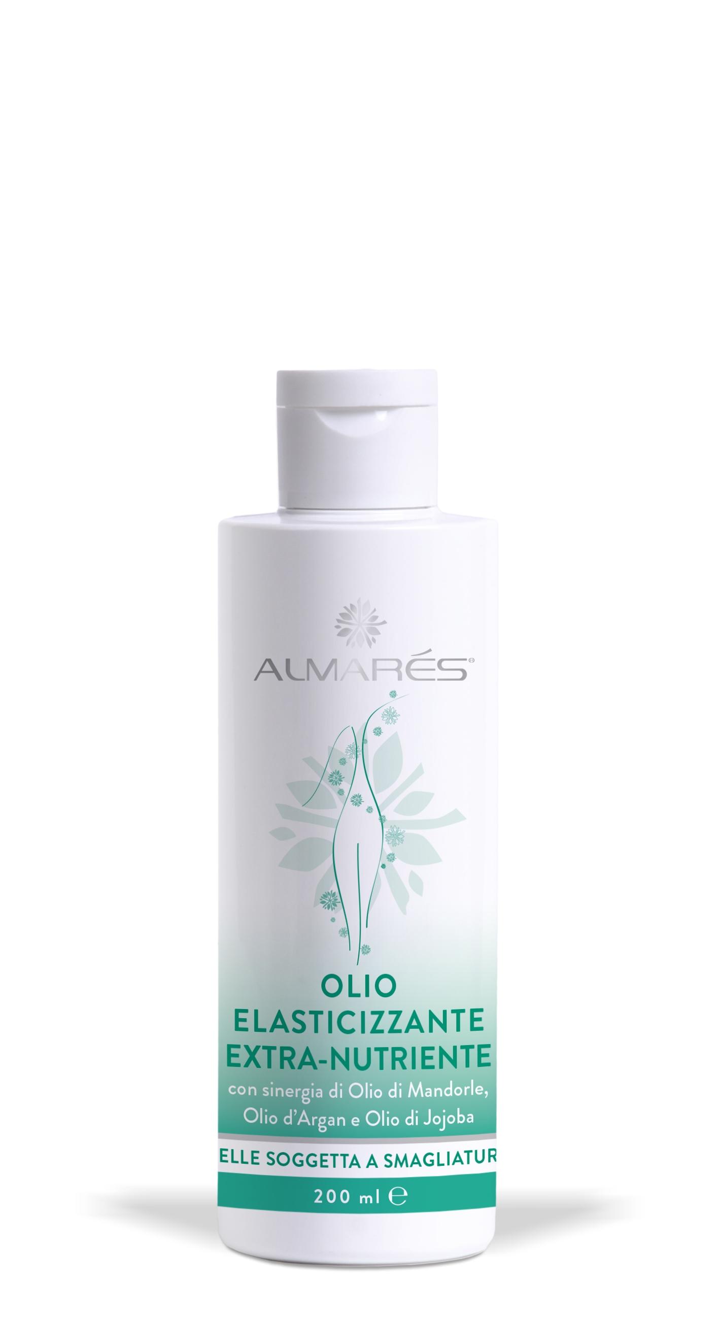 Image of Almarés Olio Elasticizzante Extra Nutriente 200 ml