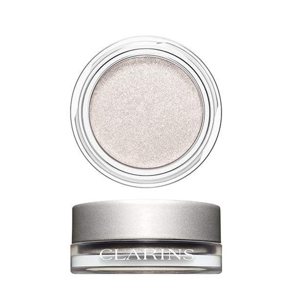 Image of Clarins Ombre Iridescente - Ombretto 08 Silver White 3380810105049