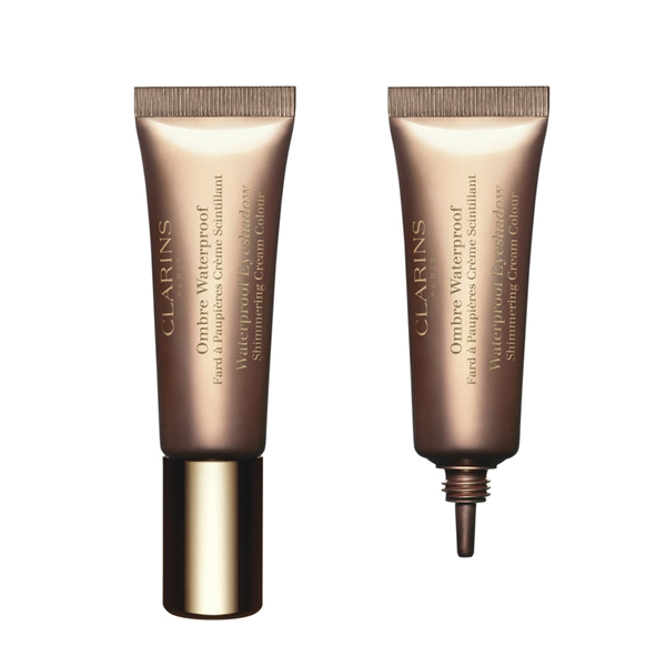 Image of Clarins Ombre Waterproof - Ombretto in Crema 01 Golden Peach 3380810040906