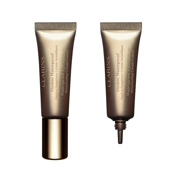 Image of Clarins Ombre Waterproof - Ombretto in Crema 03 Silver Taupe 3380810040920