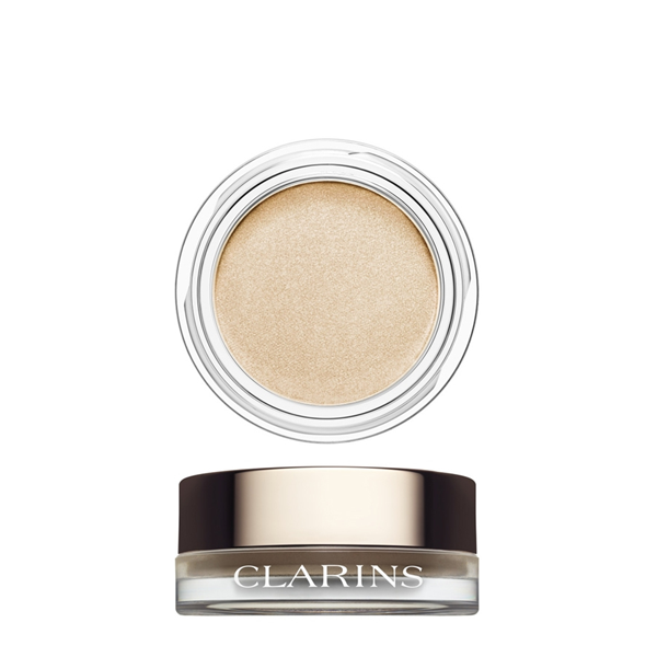 Image of Clarins Ombretto Matte 09 Ivory 3380810156737