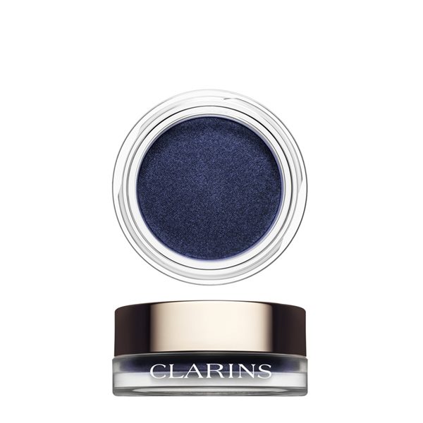 Image of Clarins Ombretto Matte 10 Midnight Blue 3380810156744