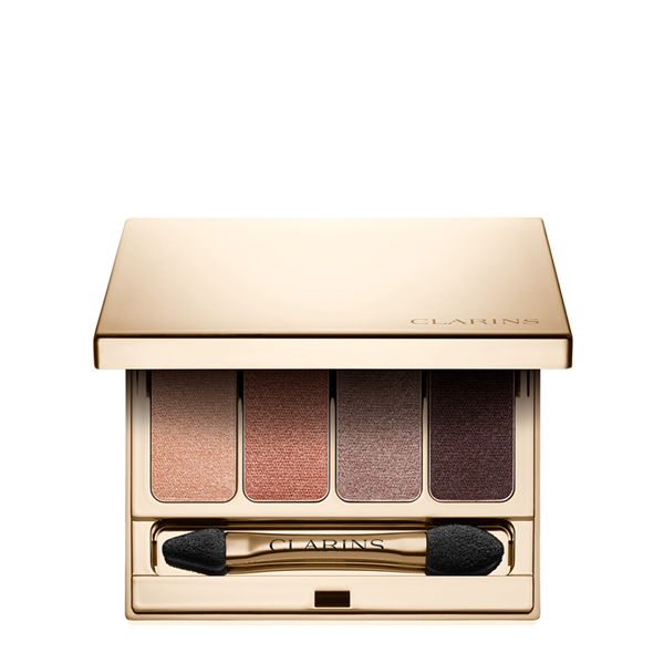 Image of Clarins Palette 4 Couleurs - Palette Ombretti 01 Nude 3380810060461