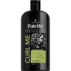 Image of Testanera Palette Care Curl Me Shampoo per capelli ricci e mossi 500ml 8015700159639