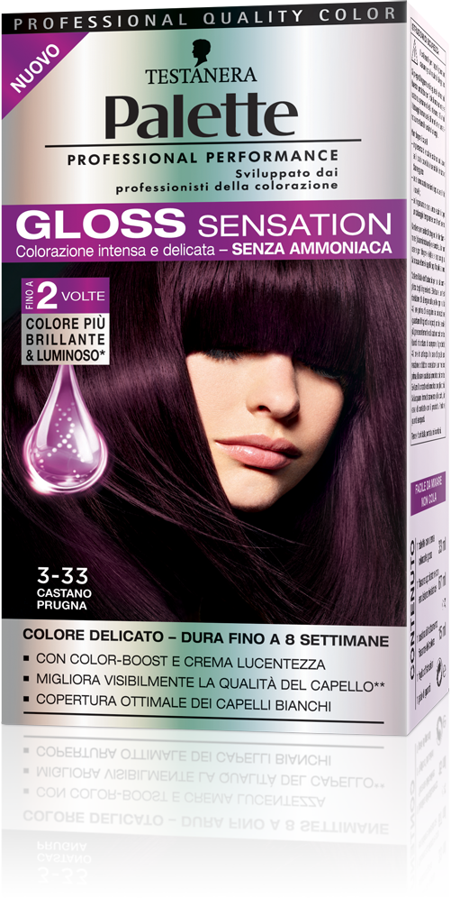 Favoloso Ideabellezza.it: Testanera Palette Gloss Sensation - Colorazione  CZ48