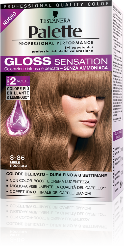 Popolare Ideabellezza.it: Testanera Palette Gloss Sensation - Colorazione  IR02