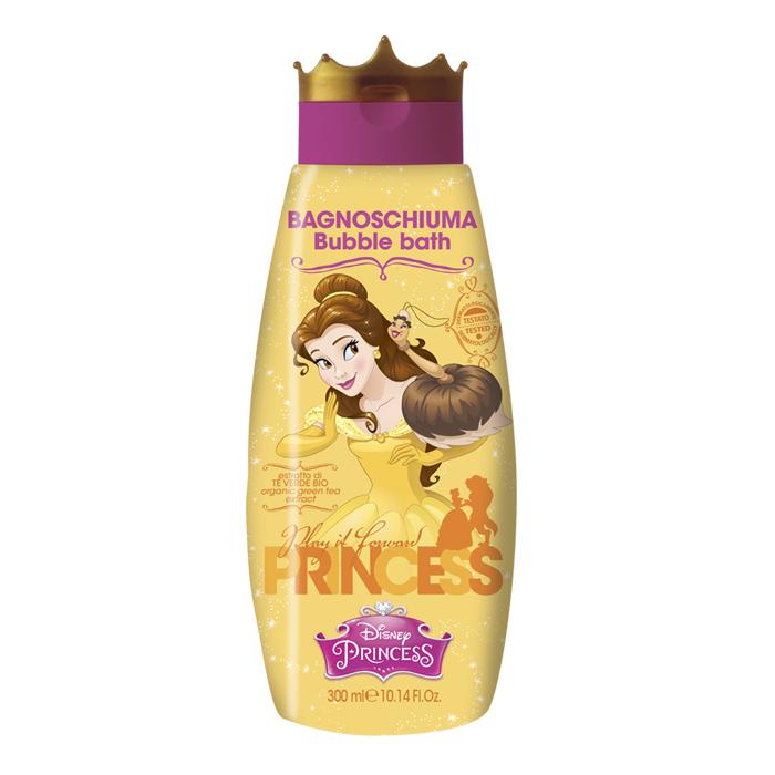 Image of Disney Princess Belle - Bagnoschiuma Fiori d'Arancio e Vaniglia 300 ml 8029241115771