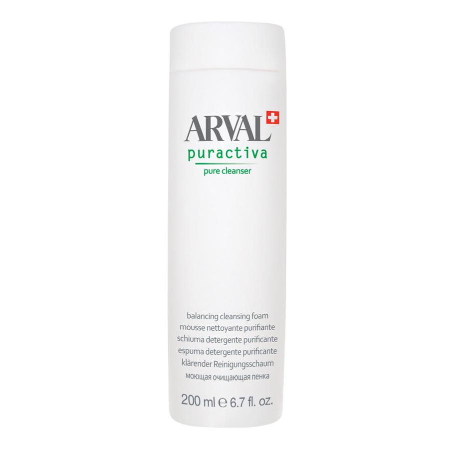 Image of Arval Puractiva Pure Cleanser - Schiuma Detergente Purificante 200 ml 8025935270016