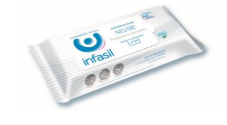 Image of Infasil Salviettine Intime Neutre 12 pz 8000036014974