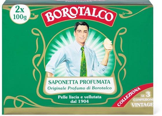Image of Borotalco Sapone solido 2x100g 8002410042597