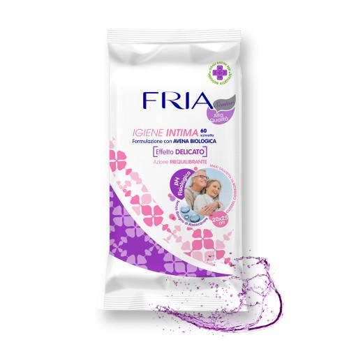 Image of Fria Senior Igiene Intima - Salviette 60 pz 8009432014175