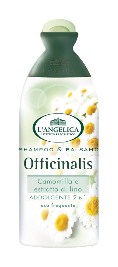 Image of L´Angelica Shampoo 2 in1 Capelli Delicati 250 ml 8017331043127