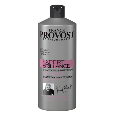 Image of Franck Provost Shampoo Per Capelli Spenti Professionale Expert Brillance 750 Ml 3600550174564