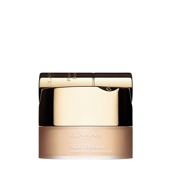 Image of Clarins Skin Illusion Mineral & Plant Extracts Fond de Teint Poudre Libre - Fondotinta in Polvere 105 Nude 3380810071689