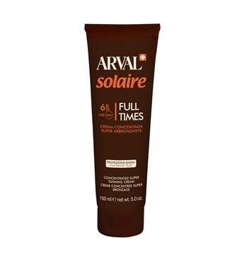 Image of Arval Solaire Full Times Crema Concentrata Super Abbronzante SPF6 150 ml 8025935113023