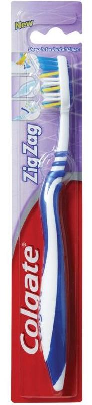 Image of Colgate Spazzolino Da Denti Zig-Zag Flessibile Pulizia Interdentale 8003520004420