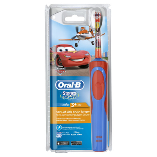 Image of Oral-B Spazzolino Elettrico Kids Cars 4210201128458