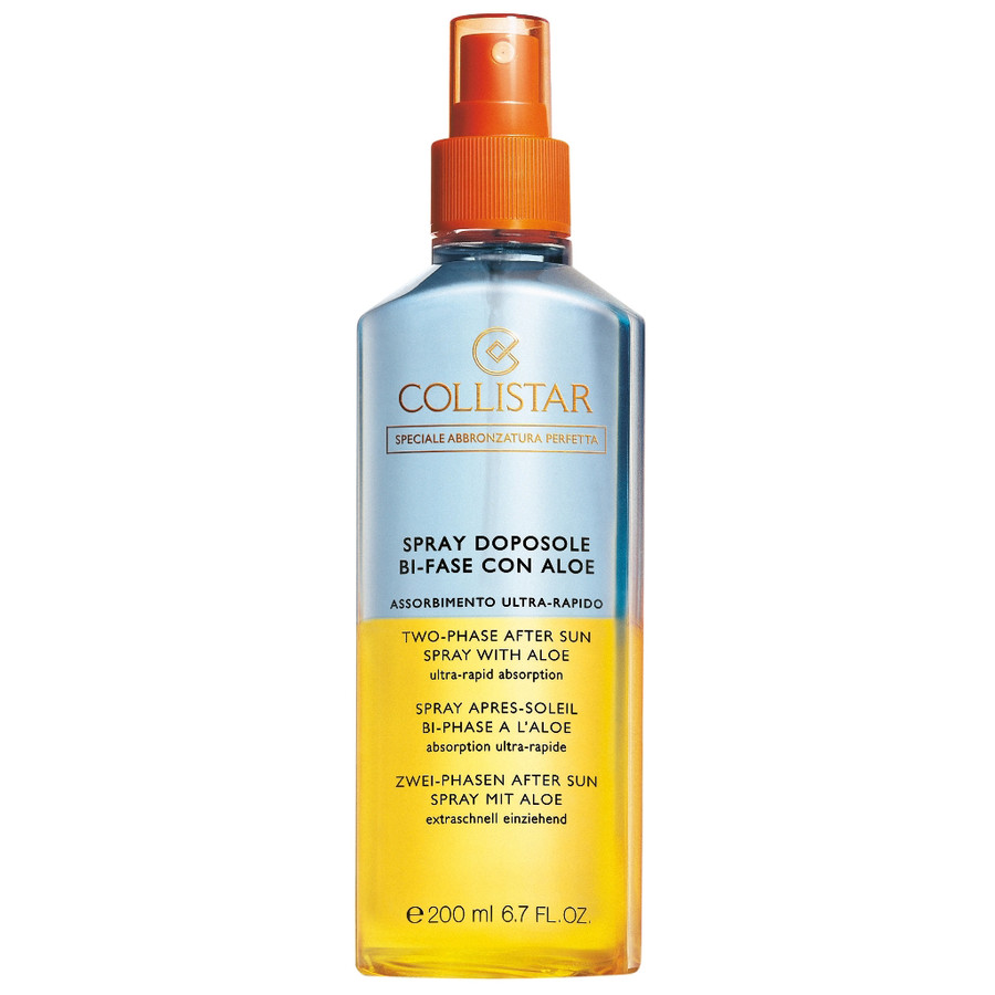 Image of Collistar Spray Doposole Bi-Fase 200 ml 8015150260374
