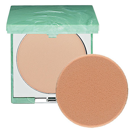 Image of Clinique Stay-Matte Sheer Pressed Powder Oil-Free - Cipria 01 Buff 0020714066109