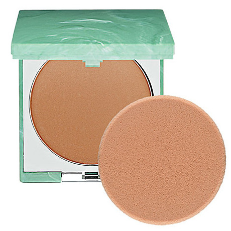 Image of Clinique Stay-Matte Sheer Pressed Powder Oil-Free - Cipria 04 Stay Honey 0020714066130