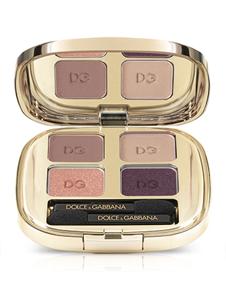 Image of Dolce&Gabbana The Eyeshadow Quad - Palette Ombretti 110 Nude 0737052201733