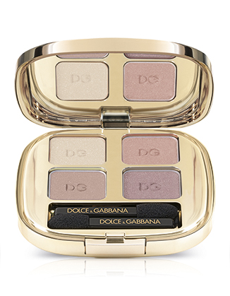 Image of Dolce&Gabbana The Eyeshadow Quad - Palette Ombretti 121 Tender 0737052960128