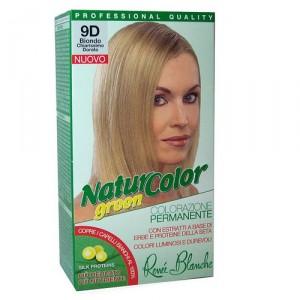 Colorazione naturale per capelli