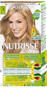 Garnier tinta capelli colorazione permanente nutrisse - Cerca ... ea1809d621d2