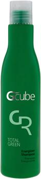 Image of Gcube Total Green Energizer Shampoo per Cute e Capelli Sensibili 250 ml 8054181910186