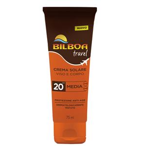 Image of Bilboa Travel Size Crema Solare SPF 20 75 ml 8002410021400
