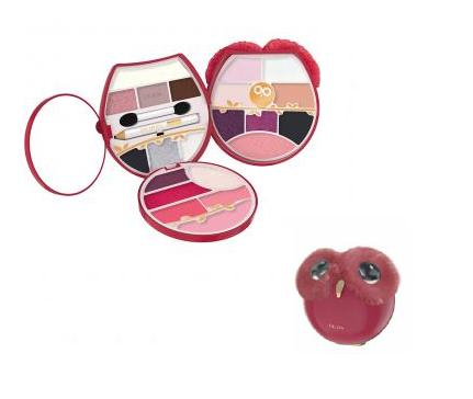 Image of Pupa Trousse Owl 4 N.013 Rosso