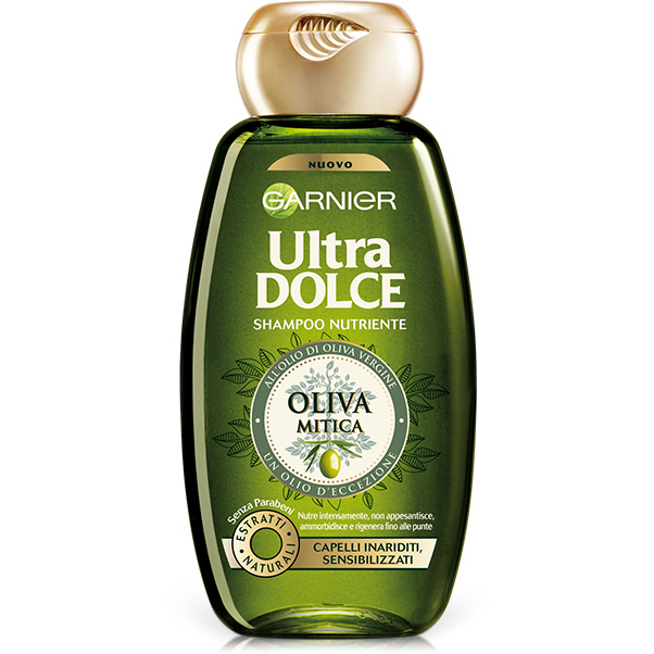 Image of Garnier Ultra Dolce Oliva Mitica 300 ml 3600542154512