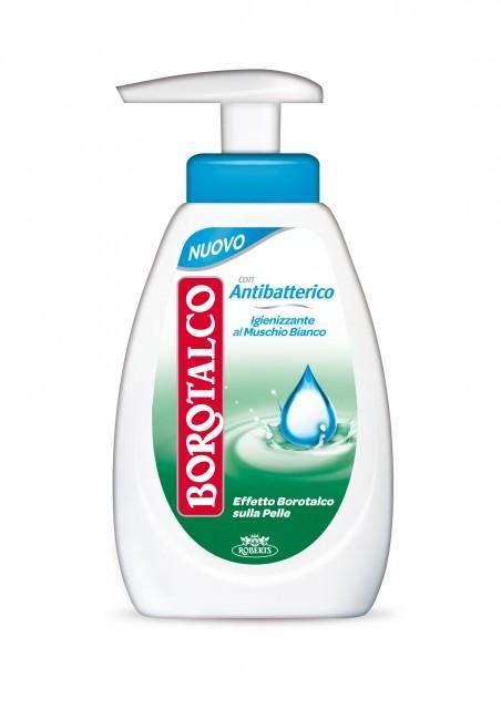 Image of Borotalco Sapone Liquido Antibatterico 250 ml 8002410042238