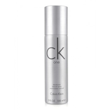 Image of Calvin Klein ck One - Deodorante Spray 150 ml VAPO 0088300069958