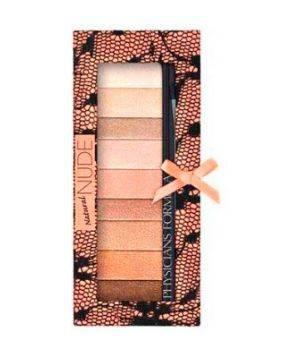 Shimmer Strip Eye Shadow Look Effetto Nudo - Palette Ombretti e Eyeliner
