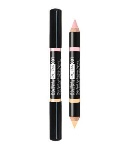 Duo Pencil Matt & Shine - Matita Sopracciglia
