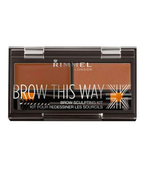 Brow This Way Eyebrow Sculpting Kit - Polvere Sopracciglia