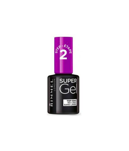 Super Gel Colore Top Coat