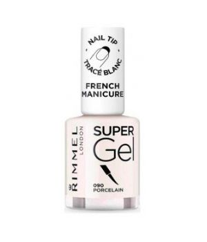 Super Gel French Manicure - Smalto
