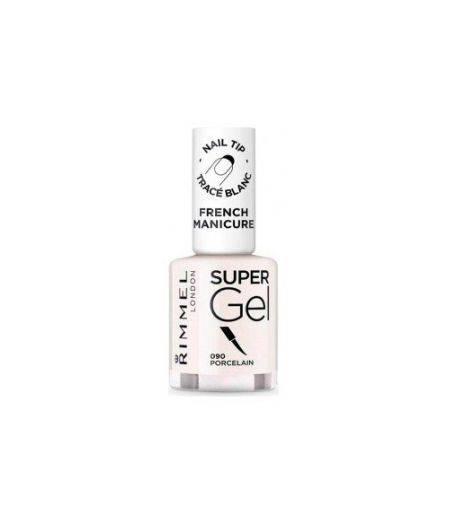 Super Gel French Manicure - Smalto
