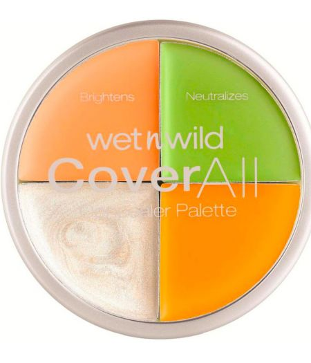 CoverAll Concealer Palette Correttore