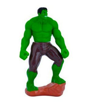 Hulk 3D - Bagnoschiuma 400 ml