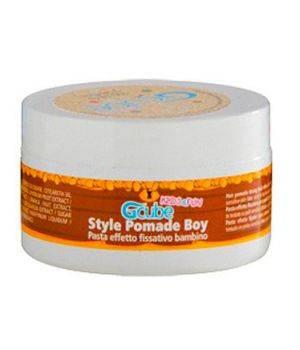 Kids & Fun Style Pomade Boy - Pasta Effetto Fissativo Bambino 100 ml