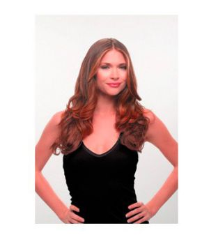 Extension Mosso 58 cm R25 - Ginger Blonde/Biondo Medio