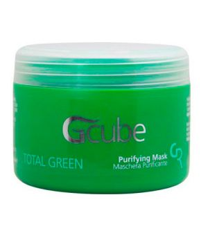 Total Green Purifying Mask - Maschera Purificante per cute e capelli sensibili 200 ml