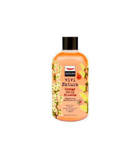 Vivi Natura Bagnoschiuma Orange Jelly Blossom 500 ml