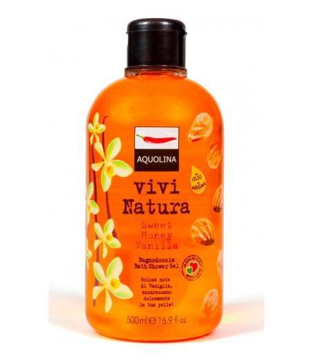 Vivi Natura Bagnoschiuma Sweet Honey Vanilla 500 ml