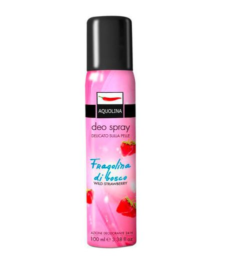 Deodorante Spray Fragolina di Bosco 100 ml